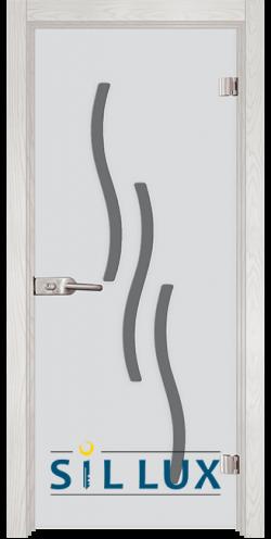 Стъклена интериорна врата Sand G 14 2 F