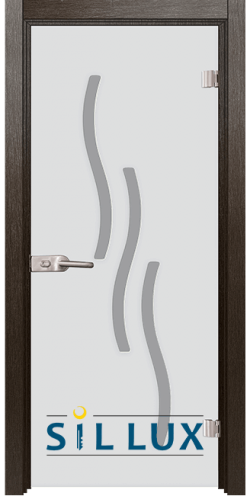 Стъклена интериорна врата Sand G 14 2 K