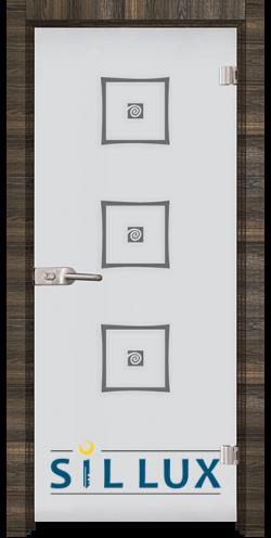 Стъклена интериорна врата Sand G 14 3 E