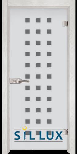 Стъклена интериорна врата Sand G 14 4 F