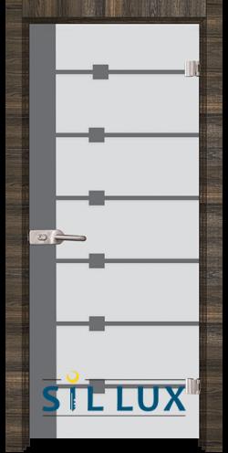 Стъклена интериорна врата Sand G 14 5 E