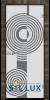Стъклена интериорна врата Sand G 14 6 E