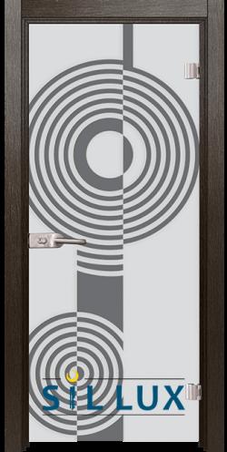 Стъклена интериорна врата Sand G 14 6 K