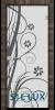 Стъклена интериорна врата Sand G 14 7 E