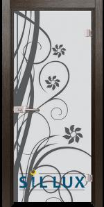 Стъклена интериорна врата Sand G 14 7 K