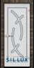 Стъклена интериорна врата Sand G 14 9 E