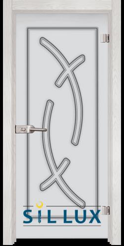 Стъклена интериорна врата Sand G 14 9 F