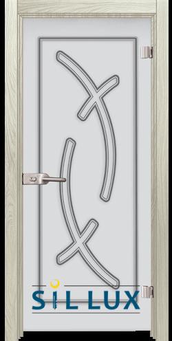Стъклена интериорна врата Sand G 14 9 I