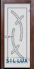 Стъклена интериорна врата Sand G 14 9 Q