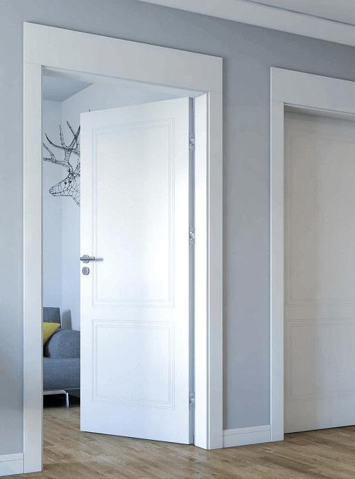 Монтажни дейности при интериорните врати